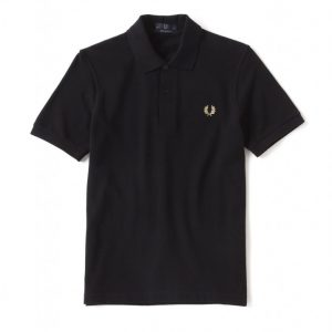 fred perry blk
