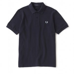 fred perry navy